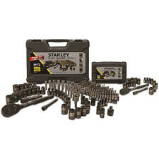 Stanley 207-Piece 23-Piece Bonus Set Tool Ratchet Kit Case