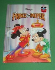 Disney Wonderful World of Reading - Prince and the Pauper    #0213