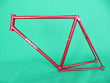Stratos NJS Keirin Frame Track Bike NO FORK  Fixed Gear Single Speed