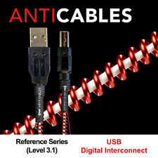 Anti-Cables Level 3.1 Reference Series USB Digital Interconnect, 1.44m