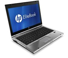 HP EliteBook 2560p / 4 GB / 160GB SSD / i5 2,5 GHz / WINDOWS 7 / CAM / DE / A