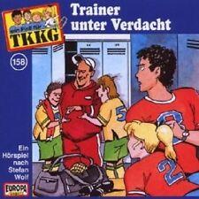 """Tkkg """"entrenador bajo sospecha (episodio 158)"""" CD audiolibro mercancía nueva"""