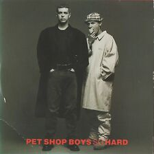 PET SHOP BOYS - SO HARD - RARE 3 TRACK CD SINGLE - GAY INTEREST