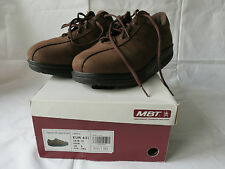 ORIGINALE Uomo MBT-Scarpe Casual 43 2/3 (288mm) Marrone, come nuovo con cartellino