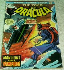 Tomb of Dracula 20, FN (6.0), 1974, 50% off Guide!