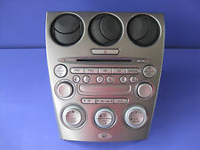 ORIGINAL RADIO FÜR MAZDA 6 1xCD PLAYER AUTORADIO FRONT-PANEL