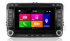 Touch-Screen VW Golf/Passat MFD2/MFD3/RNS510-Style DVD/GPS/Parrot Bluetooth/iPod