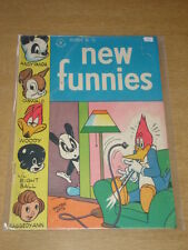 NEW FUNNIES #106 G (2.0) ANDY PANDA WOODY WOODPECKER DELL COMICS DECEMBER 1945