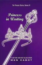 Princess in Waiting (The Princess Diaries, Vol. 4)-ExLibrary