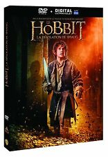 LE HOBBIT - LA DESOLATION DE SMAUG [DVD] Peter Jackson [NEUF - NEW]