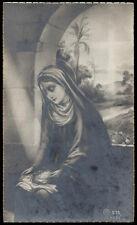 santino-holy card ediz. AR n.575 MARIA ADDOLORATA
