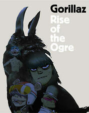 Gorillaz RISE OF THE OGRE hardback 1/1 1st ed 2006 VG- illustrated