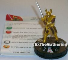 HEIMDALL #010 #10 Thor: The Dark World Movie Marvel Heroclix
