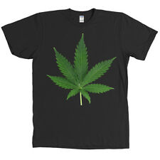 Weed Leaf Real Picture T Shirt Marijuana Pot 420 Tee MANY COLORS - NEW WITH TAGS