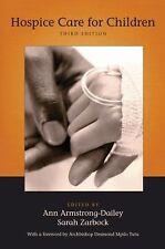 Brand New SHRINKWRAPPED : Hospice Care for Children 2008