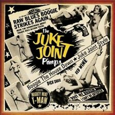 THE JUKE JOINT PIMPS - BOOGIE THE HOUSE DOWN  CD  ALTERNATIVE ROCK  NEW+