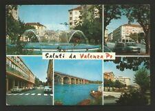 AD9059 Alessandria - Provincia - Saluti da Valenza Po - Vedute
