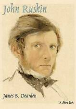 John Ruskin: An Illustrated Life of John Ruskin, 1819-1900 (Lifelines),GOOD Book