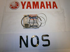 YAMAHA DT1, DT1S - ENGINE PISTON RINGS (.50MM)