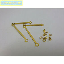 X9038GD Hornby Spare COUPLING RODS for PRINCESS CLASS GOLD