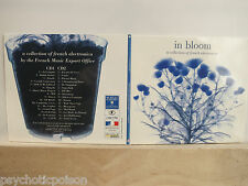 IN BLOOM  A Collection Of French Electronica PROMO 2xCD