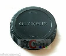 Rear Lens Cap For Olympus 4/3 E450 E-450 E420 E-420 New Twist-on