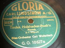 6/4L Carl Woitschach - Tiroler Holzhacker Buab'n (Marsch)- Der kreuzfidele Kupfe