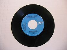 Wynonna Judd She Is His Only Need/No One Else On Earth 45 RPM Curb Records