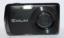 CASIO EXILIM ZOOM EX-Z335 12.1MP DIGITAL CAMERA - BLACK - FAULTY - 1433
