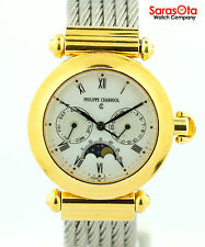 Philippe Charriol 37.90.1177 Christopher Columbus Two Tone 18K/Steel Men's Watch