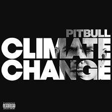 PITBULL - CLIMATE CHANGE explicit version  (CD) -  New Sealed