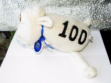 "Serta Mattress - Counting  SHEEP #100  Out of Work Tag   Plush   8""  EUC"