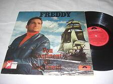 (4271) Freddy - De Continente a Continente - Chilena - Chile - 1965