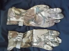 MTP MULTICAM LEATHER SHOOTING SNIPER CLOSE COMBAT ASSAULT GLOVES sz 9  AOR1 UKSF