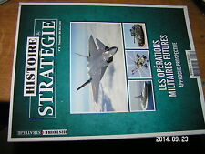 ** Revue Histoire & Strategie n°18 Operations Militaires Futures Approche ...