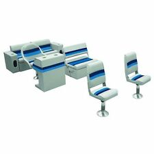 Wise MARINE fishing Pontoon boat Seat seats SET FURNITURE Package