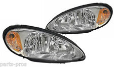 New Replacement Headlight Assembly PAIR / FOR 2001-05 CHRYSLER PT CRUISER