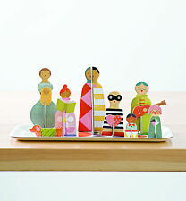 Petit Collage Pop-out and Play Happy Town Creative Gift Toy
