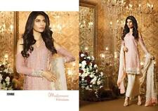 Indian Pakistani Designer Wear Salwar Kameez Unstitched