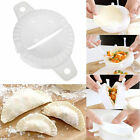 3pcs Kitchen Plastic Dough Press Maker Dumpling Pie Ravioli Making Mold Mould