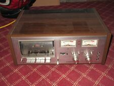 Vintage Pioneer CT-F8282 Stereo Cassette Tape Deck  WORKS