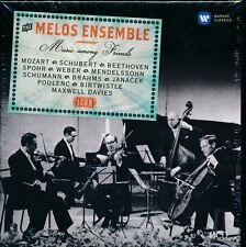 Melos Ensemble Music Among Friends CD NEW