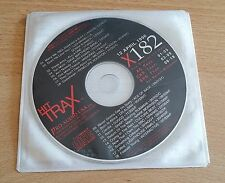 HIT TRAX (MADONNA, MICHAEL JACKSON, SHAGGY) - CD PROMO COMPILATION