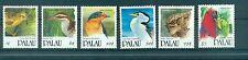 OISEAUX - BIRDS PALAU 1992 Common Stamps