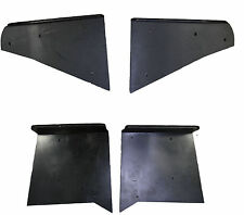 Polaris RZR 2015 900-4 front & rear A arm guards SSS Off Road UHMW skid plate