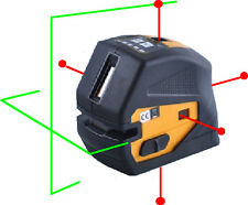 Spot-On CrossPointer L2P5 Laser Level Set - Self-levelling w/Green & Red Lasers