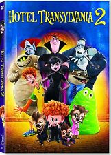 HOTEL TRANSYLVANIA 2 DVD 2016 WS Brand New & Sealed USA Free Shipping