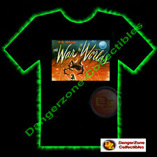 War Of The Worlds Horror T-Shirt by Fright Rags (Medium) - NEW