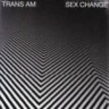 CD TRANS AM - SEX CHANGE / comme neuf