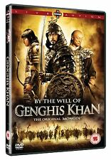 By The Will Of Genghis Khan [DVD] [2009] Brand new and sealed